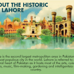 Explore the Historic City of Lahore [Info-graphics]